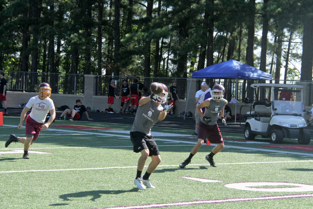 Photos From Fountain Lake 7 On 7 Southwest Arkansas News