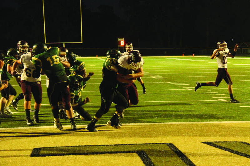 Mount Ida Lions Vs Mineral Springs Hornets Game Photos