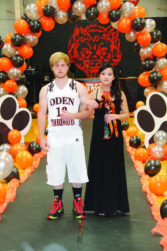 2015 16 Oden High School Homecoming Southwest Arkansas News